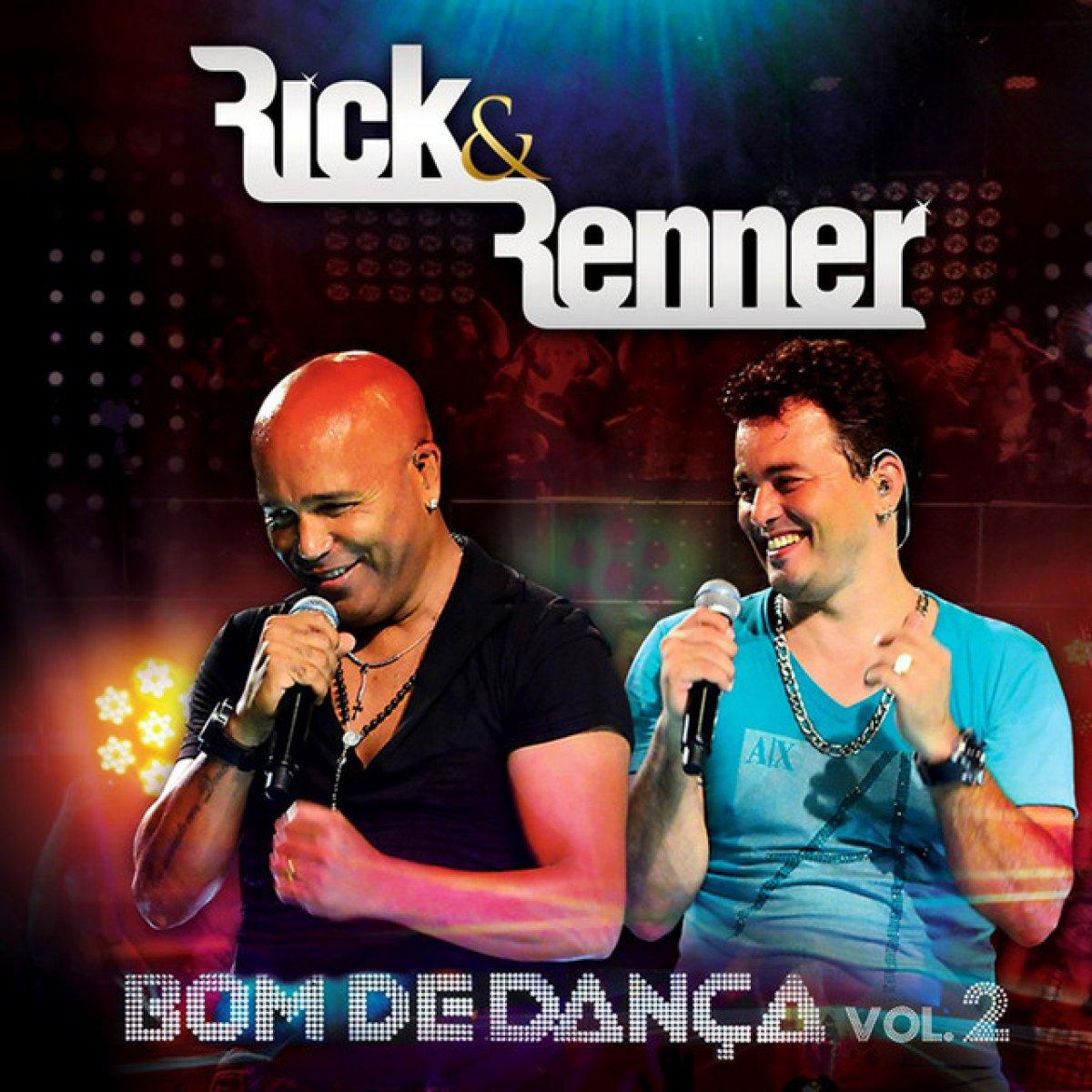 Bom de dan�a - Volume 2 - Rick e Renner