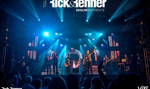 Fotos - Rick e Renner